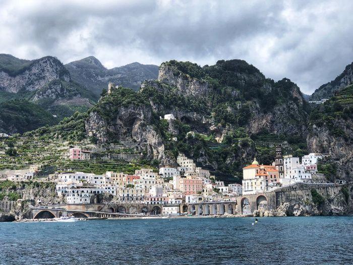Italy. Sailing