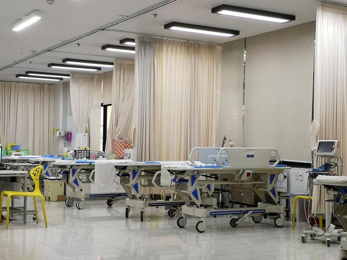 The patient's