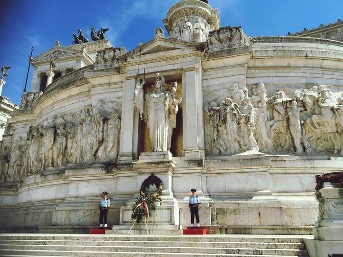 Architecture Built Structure Sculpture Building Exterior Statue Religion Real People History Tourism
