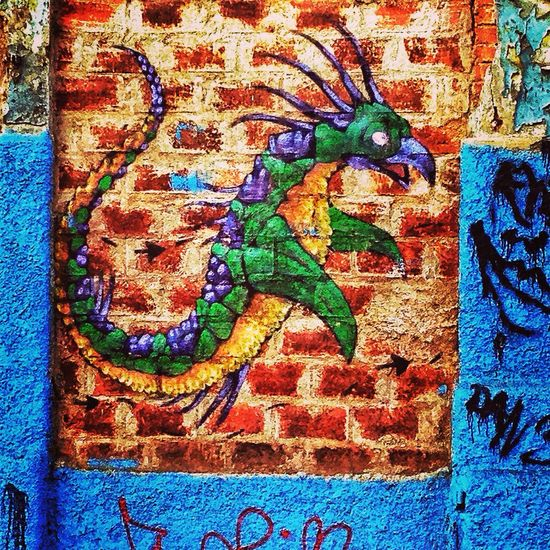 Graffiti Street Art Valparaiso Chilie Wilsonmcalesterphotography