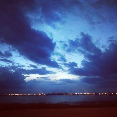 Beach Blue Cloud Cloudy Impression River Scenics Sky Tranquil Scene Water