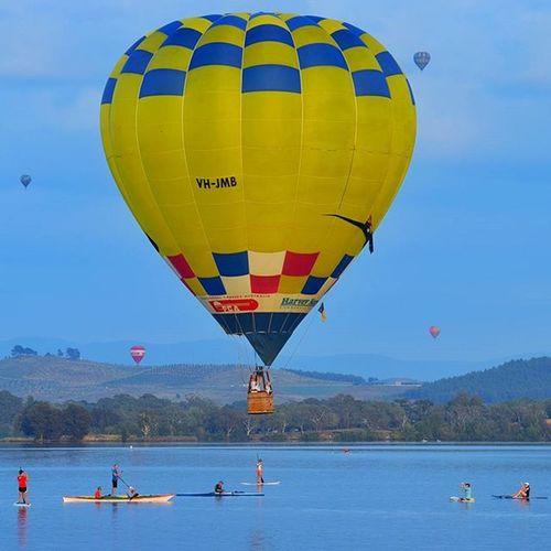Balloonspectacular2016 Hotairballoon Instaballoon Balloon Canberra Canberralife Thiscanberranlife Visitcanberra Igerscanberra Iglobal_photographers Vip_world_photo