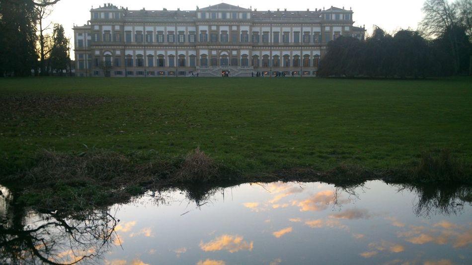 Villa reale Nofilternoedit
