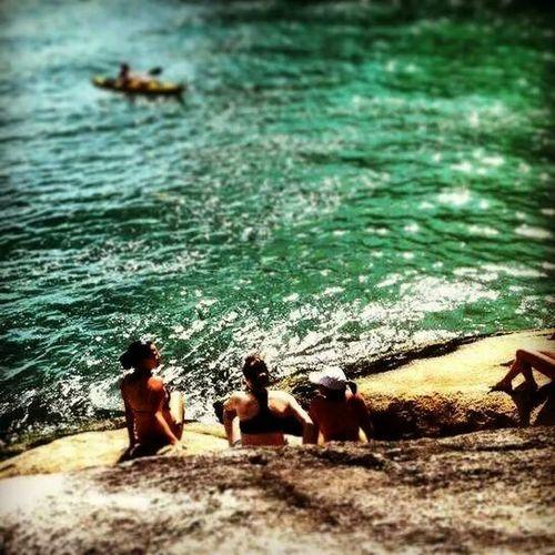 Summer Bikini Enjoy #sun Kayak Beautiful Day :)