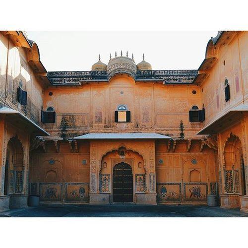 Location - Nahargarh Fort, Jaipur, Rajasthan, India IndiaJourney Nahargarh Fort Jaipur 9queens Palace Rajasthan India Vscoindia VSCO Vscocam Journey Vscotravel Vscoexplore
