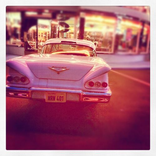 Street Streetphotography Vintage Car Singapore Classic Chevy Static Oldcar Themepark Uss Themeparks Instagramsg Instagsg