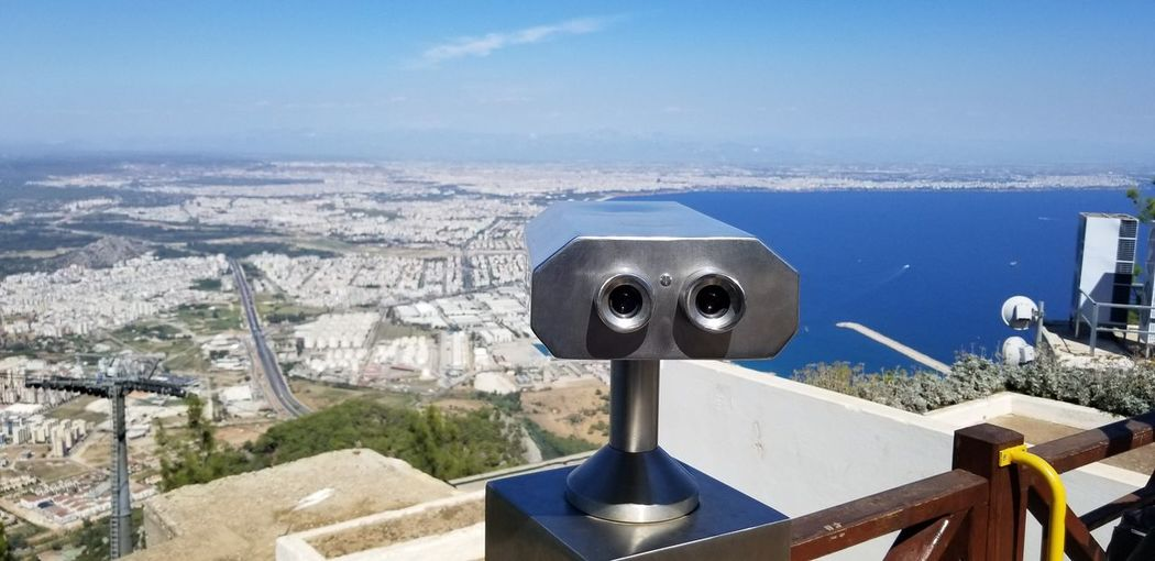 Have A lo🔍🔎ok 😎😍🎥🔍 Have A Look See For Yourself! Coin-operated Binoculars Cityscape City Sea Water Hand-held Telescope Sky Architecture Building Exterior Built Structure Coin Operated Telescope Observation Point Slot Machine Binoculars Shore Vending Machine Optical Instrument Pay Phone Astronomy Telescope Surveillance Lookout Tower Sagittarius Looking Through An Object Horizon Over Water Rushing Surf Coast
