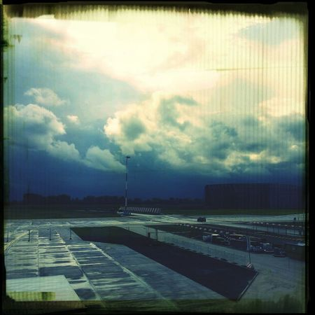 Sky Hamburg Clouds