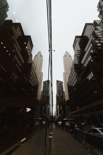 City Architecture Building Exterior Built Structure Sky Transportation Car Mode Of Transportation Building Office Building Exterior Street Nature Skyscraper Tall - High Modern Road No People Office