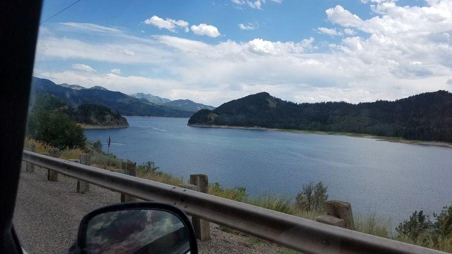 Lake and