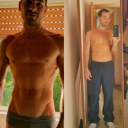 1 month 24 days workout BIG Motivation Workout 6days Happy Lifestyle Healthy Healthyfood Nomakeup NOSTOP Calistenich Insane Man Iwould Bestwishes Body Bodyworkout Calistenichsitalia