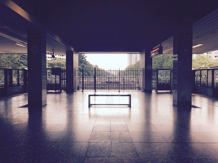 An oasis of calm in a crowded train station. Strangely enough, the crowd left this spot all empty. Neighborhood Map Train Station No People Bench Tranquil Scene Transportation Quiet Moments The Street Photographer - 2017 EyeEm Awards The Architect - 2017 EyeEm Awards The Architect - 2018 EyeEm Awards #urbanana: The Urban Playground