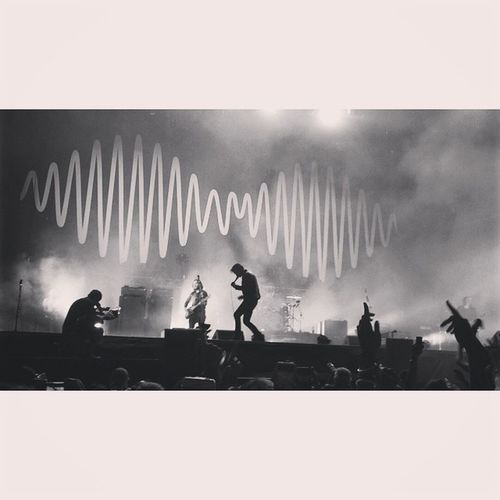 Incredible❄? Arcticmonkeys Osheaga2014