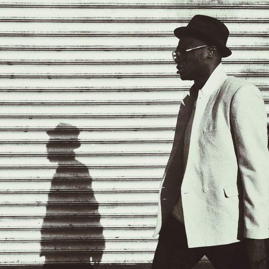 Streetphotography Shadow Walking Around Blackandwhite