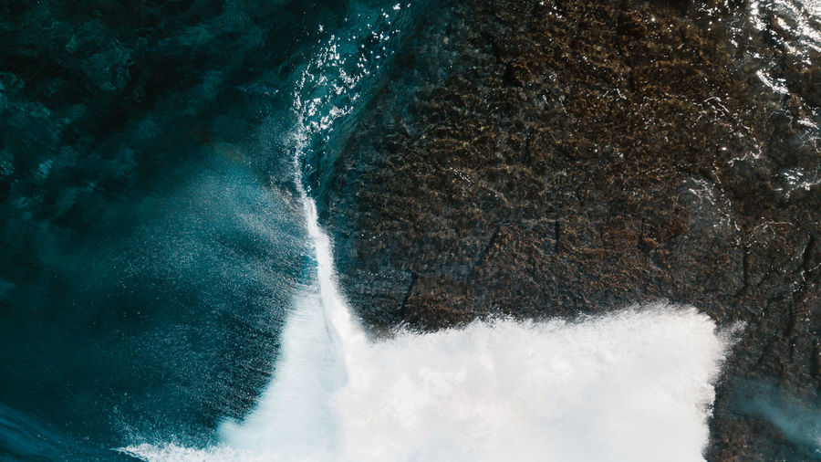 ocean power Motion Water Beauty In Nature Nature No People Rock Scenics - Nature Solid Sea Rock - Object Power In Nature Power Outdoors Breaking Wave Waves Waves, Ocean, Nature Waves Crashing Drone  Nature Ocean EyeEmNewHere EyeEm Best Shots EyeEm Nature Lover EyeEm Selects