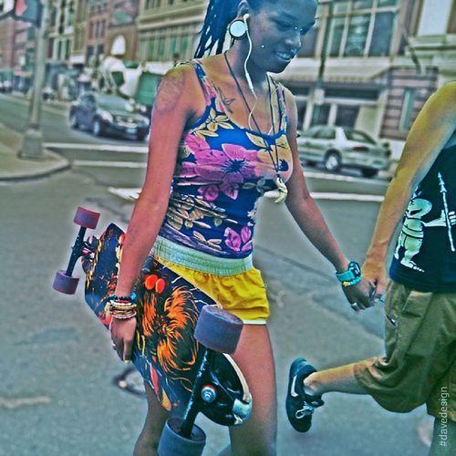 Teenage love. Davedesign Streetphotography Ichappy