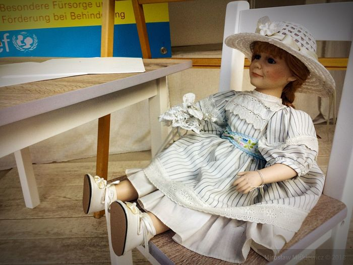 Doll Indoors
