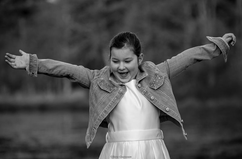 Yehaa! Child Smiling Portrait Happiness Cheerful Childhood Girls Beauty Water Arts Culture And Entertainment The Portraitist - 2019 EyeEm Awards