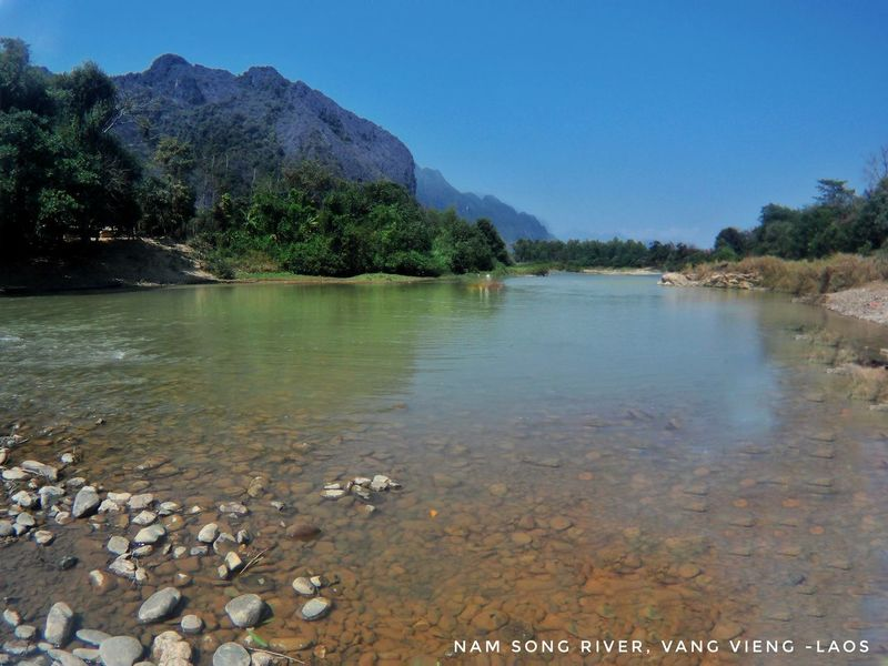 The Nam Song river, if water tubing is something you enjoy, then this is the river you want to go to if you happen to be in Vang Vieng, Laos. Water Tree Nature Lake Scenics Beauty In Nature Tranquility Outdoors Landscape Day Sky Clear Sky Mountain Peaceful View Comforting Nature_collection Landscape_photography Landscape_Collection EyeEmNewHere Laos Travel Destinations Tube Naturephotography Stunningview Stunning Nature EyeEmNewHere