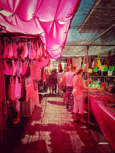 Schattenspiel  Pink Is The New Pink Streetphotography Querelle