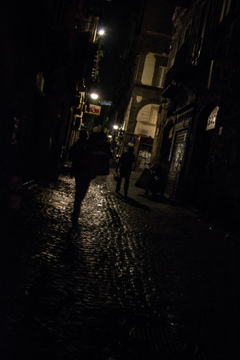 Cityscape Napoli Cityscape Napoli In Black Napoli Night Alone In The Night Night Cityscape Walking Around The City  Napoliphotoproject