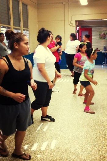 Zumba fundraiser for princess analeia