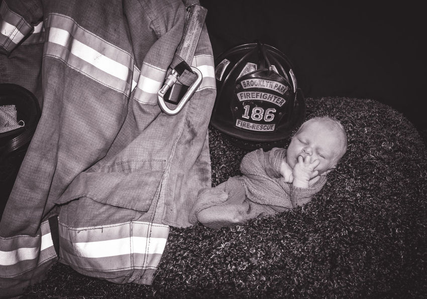 Family Children Photography Remembering My Father Firefighterfamilly Sacrifices Firstborn Father & Son Firefighter Photos That Will Restore Your Faith In Humanity Newborn Baby