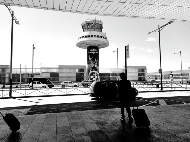 Airport Black And White Blackandwhite Building Exterior Bw_collection Capture The Moment Check This Out First Eyeem Photo Freedom Getting Inspired Let's Do It Chic! Melancholic Landscapes Monochrome Ready To Go Sky Streetphoto_bw Taking Photos The Tourist Things I Like Traveling Waiting Tranquility Tadaa Community Capturing The Moment Urban Landscape