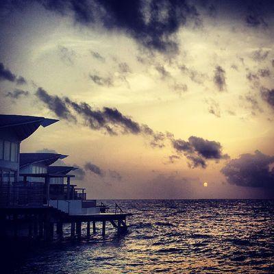 Sunset Viceroymaldives Viceroy Ehmedbreez MyPhotography