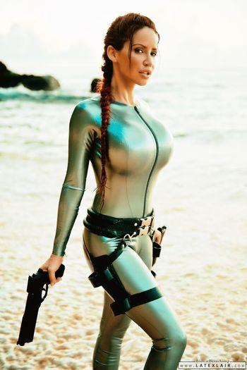 Tomb Raider  Cosplay Tombraider Game