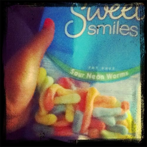 - my late night snaxks