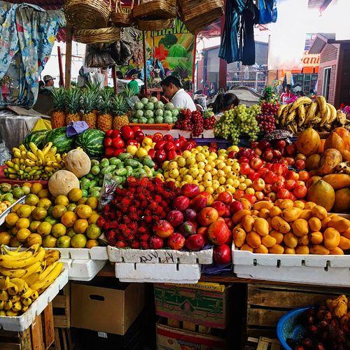 Tropical fruit!
