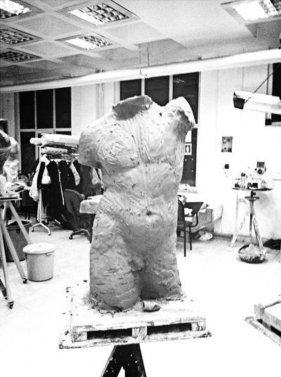 Sculpture Male Torso