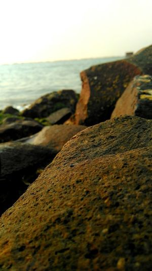Beach Nature Sea Horizon Over Water Outdoors Beauty In Nature Tangerang Mauk Camerahandphone Camera Phone