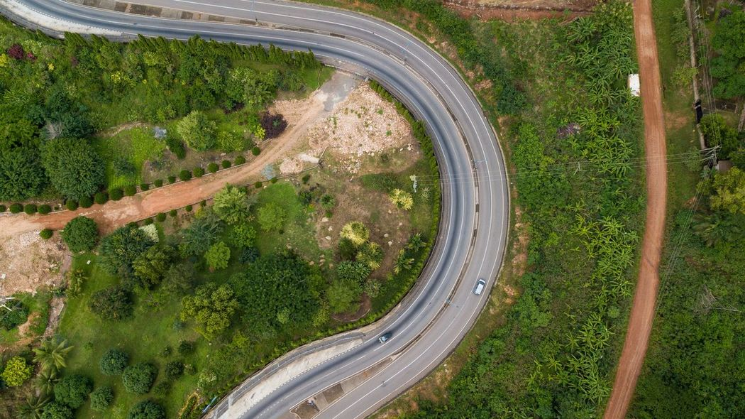 Luck of the horse shoe Dorofoto Eyeemghana Onefotos Plant High Angle View Day Nature Field Transportation Green Color Growth Tree No People Road Aerial View Beauty In Nature Outdoors Landscape Environment Land Land Vehicle Grass