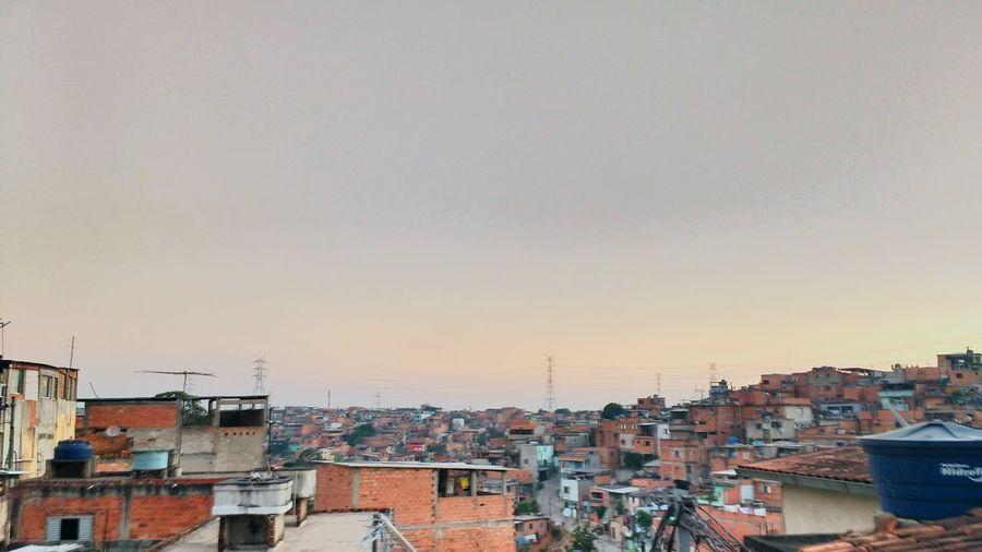🌆 Favelabrazil Grajaú Sunset
