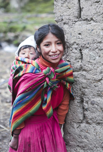 Children Kids Peru Sisters Child Childhood Girl With Little Sister Little Girl Peruvian Peruvian Child Peruvian Culture Peruvian Girl Peruvian Kids South America Young Girl