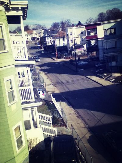 #the #view #nice #out #the #main #street