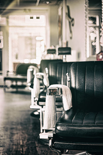 Empty Seats Barber Shop