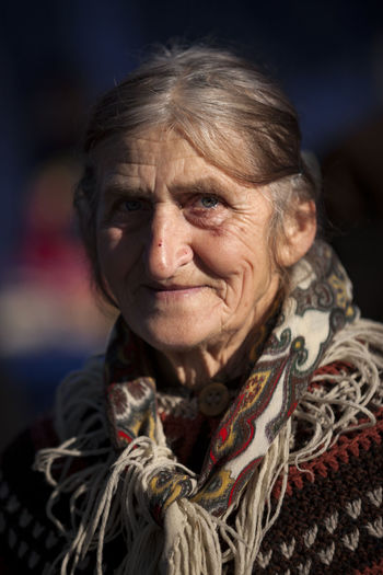 Old woman Adult Aged Woman Woman Portrait Caucasian Elderly Portrait Portrait Of A Woman Female Happiness Smile Mature Old Wrinkles Eyes Outdoor Photography Outdoors Lady Pensioner Person Serbia Snap a Stranger Enjoy The New Normal