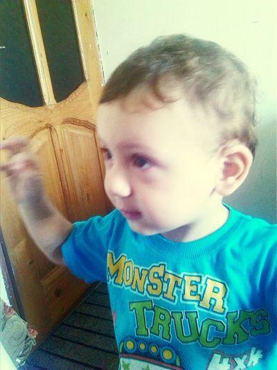 Little boy is looking tu daddy First Eyeem Photo