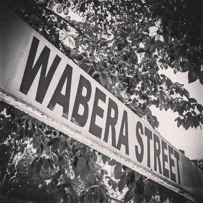 MatembeziNai Wwim8 @SafaricomLTD Signs Nairobi Streets BnW Kenya254