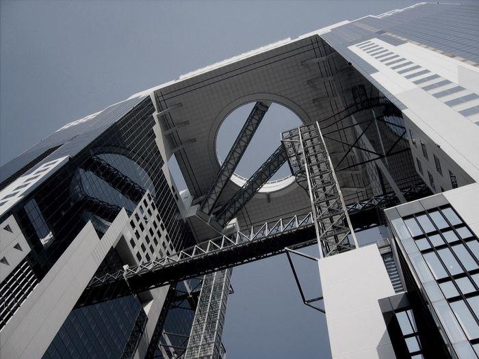 Architecture OSAKA Awesome Architecture 梅林大廈