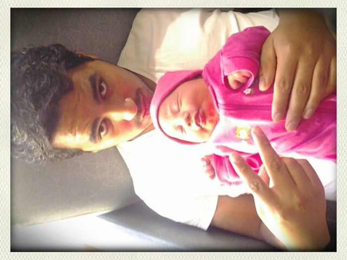 Daddy && Marylinn