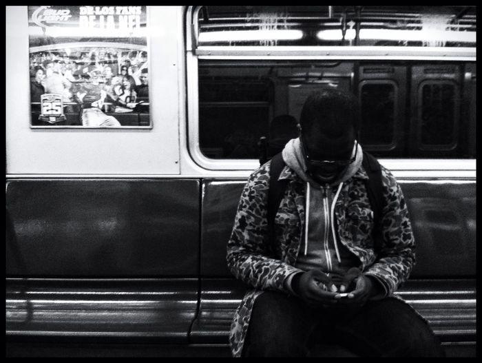 subway at New York Subway