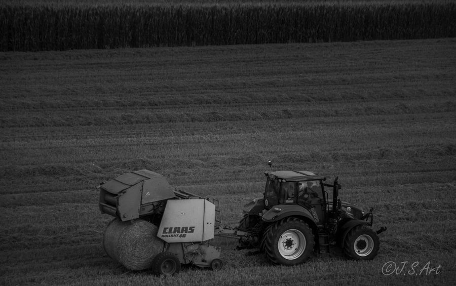 Field Tractor Agriculture Outdoors Landscape No People Day Plowed Field Nature Black Blackandwhite Black And White Black & White Blackandwhite Photography Black And White Photography Black&white Blackandwhitephotography Farm Field First Eyeem Photo Investing In Quality Of Life Business Stories
