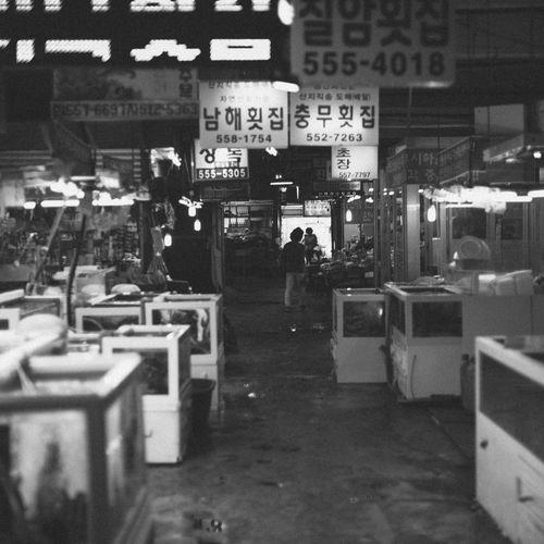 Market Blackandwhite Monochrome Streetphotography
