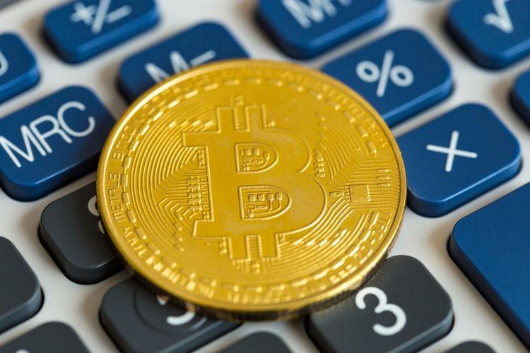 Bitcoin on a