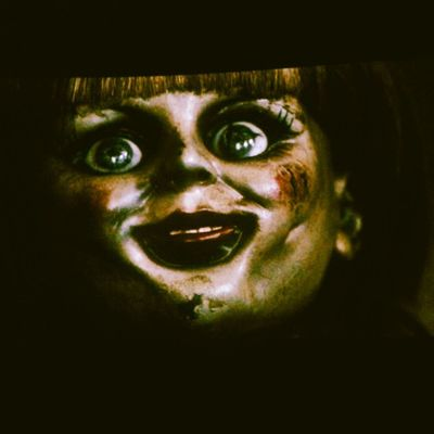 Vamos ver se assusta mesmo :) Annabelle Terror Filme Realtime