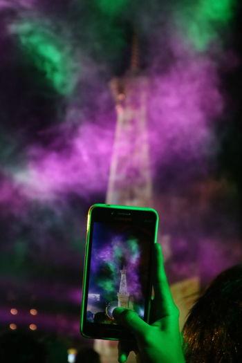 white pal monument of landmark yogyakarta indonesia - okt 2018 Yogyakarta, Indonesia Tugu Jogjakarta Light Hand Photographing Technology Landmarkbuildings Landmark Yogyakarta Tugu Yogyakarta Phonecamera First Eyeem Photo